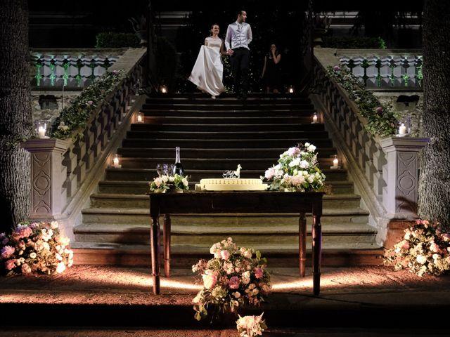 Il matrimonio di Lorenzo e Giulia a Adro, Brescia 138