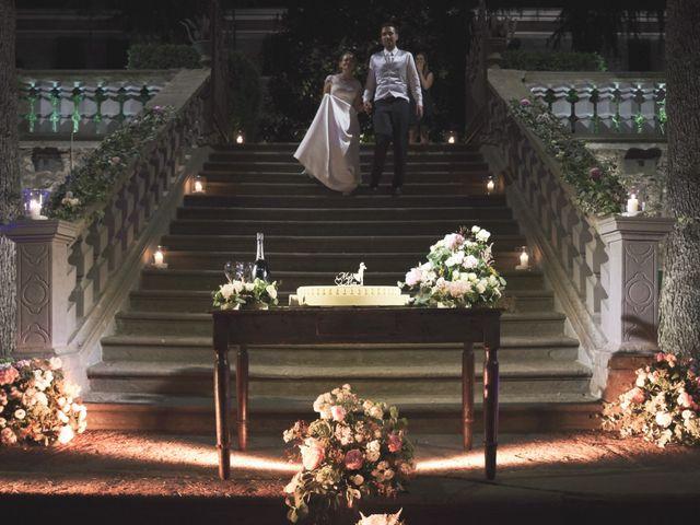 Il matrimonio di Lorenzo e Giulia a Adro, Brescia 139