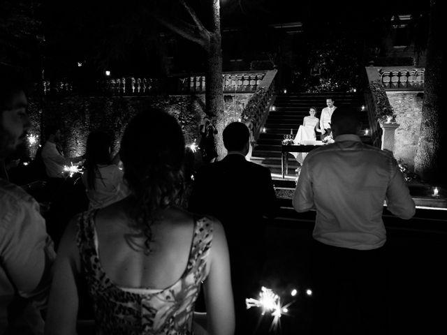 Il matrimonio di Lorenzo e Giulia a Adro, Brescia 140