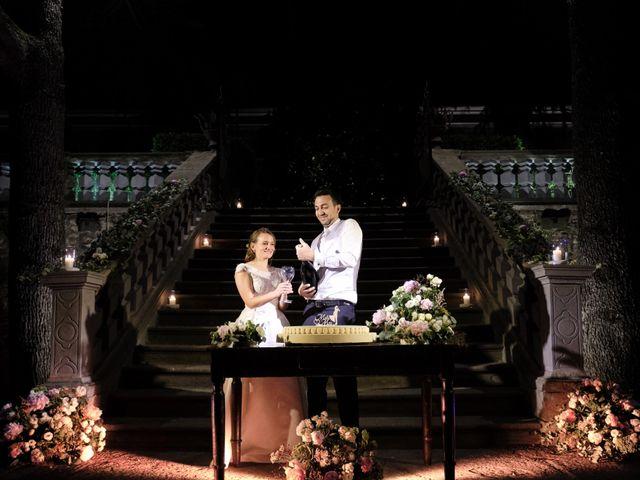 Il matrimonio di Lorenzo e Giulia a Adro, Brescia 147