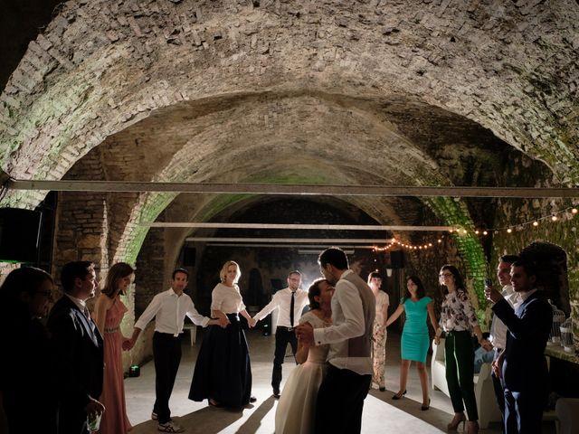 Il matrimonio di Lorenzo e Giulia a Adro, Brescia 155