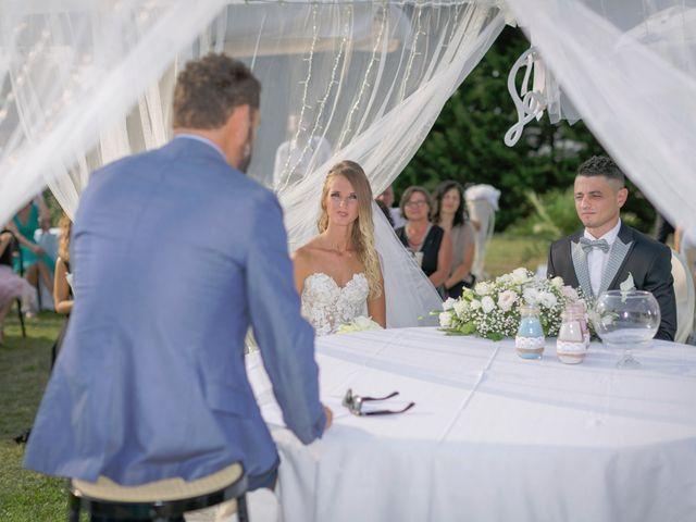 Il matrimonio di Gennaro e Camilla a Livorno, Livorno 53