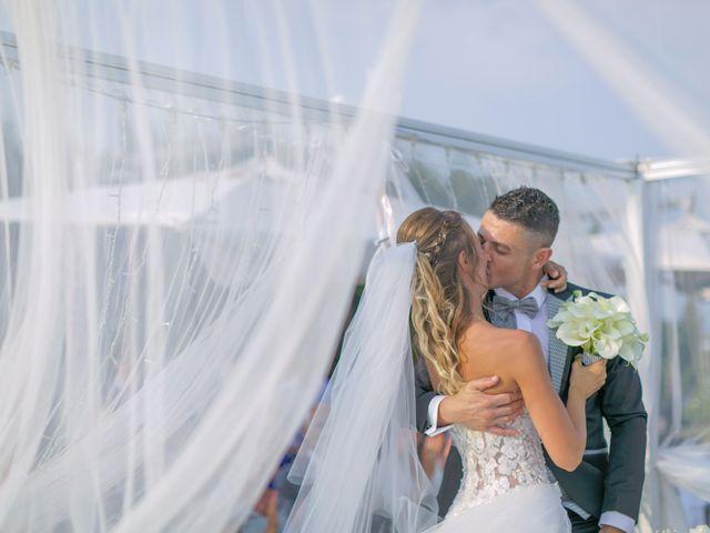 Il matrimonio di Gennaro e Camilla a Livorno, Livorno 59