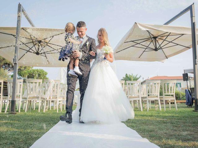 Il matrimonio di Gennaro e Camilla a Livorno, Livorno 64