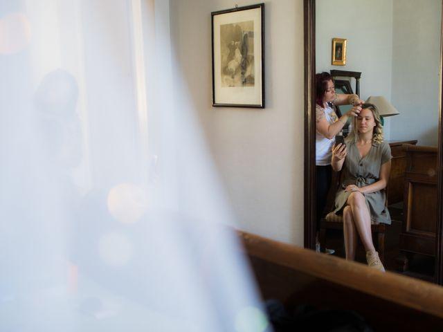 Il matrimonio di Lorenzo e Giulia a Arese, Milano 4