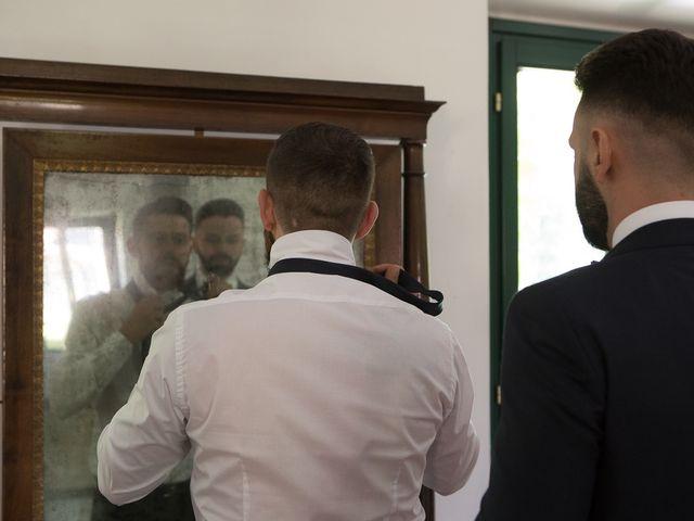 Il matrimonio di Lorenzo e Giulia a Arese, Milano 9