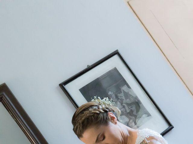 Il matrimonio di Lorenzo e Giulia a Arese, Milano 18