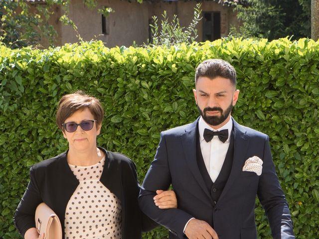 Il matrimonio di Lorenzo e Giulia a Arese, Milano 23