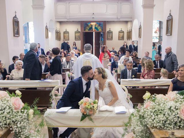 Il matrimonio di Lorenzo e Giulia a Arese, Milano 25