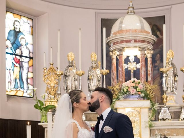 Il matrimonio di Lorenzo e Giulia a Arese, Milano 34