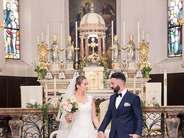 Il matrimonio di Lorenzo e Giulia a Arese, Milano 36