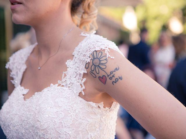 Il matrimonio di Lorenzo e Giulia a Arese, Milano 2