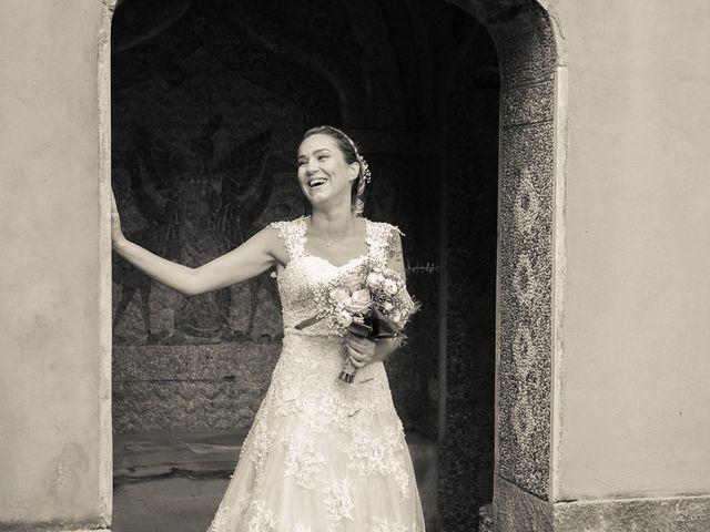 Il matrimonio di Lorenzo e Giulia a Arese, Milano 48