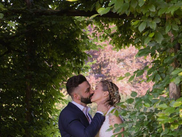 Il matrimonio di Lorenzo e Giulia a Arese, Milano 51