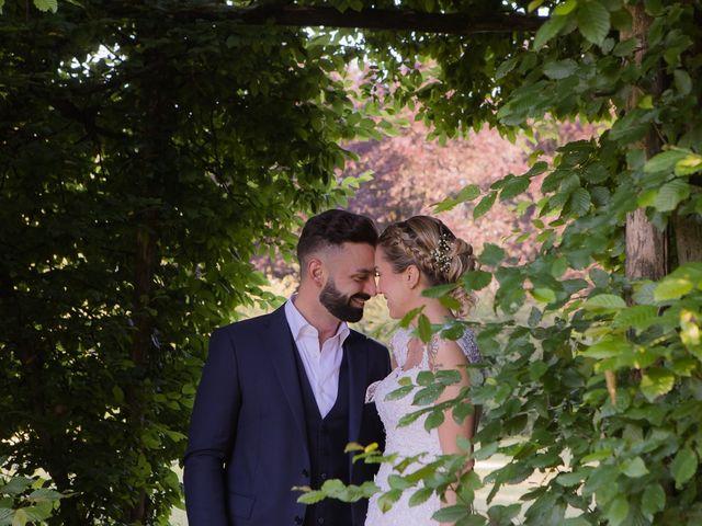 Il matrimonio di Lorenzo e Giulia a Arese, Milano 52