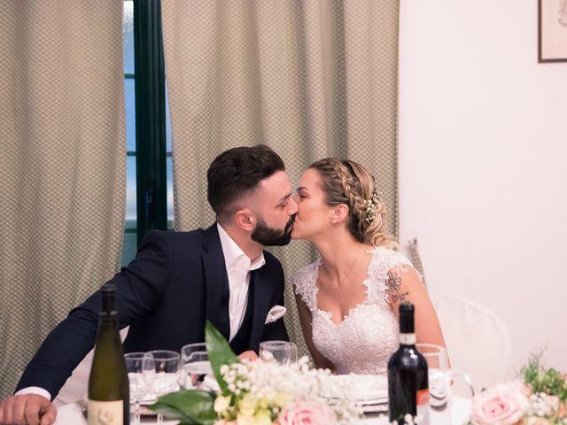 Il matrimonio di Lorenzo e Giulia a Arese, Milano 55