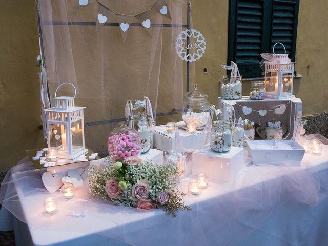 Il matrimonio di Lorenzo e Giulia a Arese, Milano 56