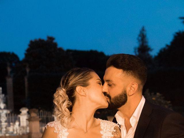Il matrimonio di Lorenzo e Giulia a Arese, Milano 57
