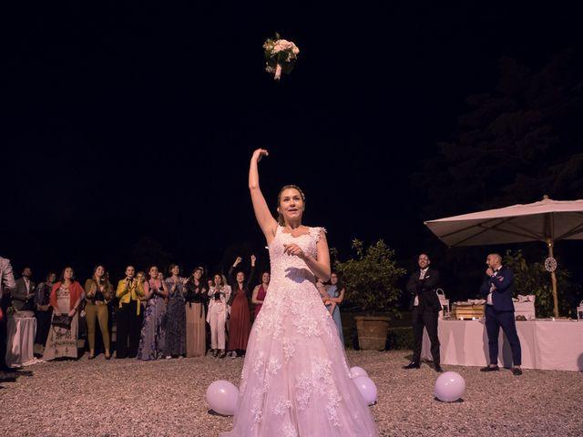 Il matrimonio di Lorenzo e Giulia a Arese, Milano 62