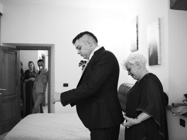 Il matrimonio di Daniele e Jessica a Dicomano, Firenze 13