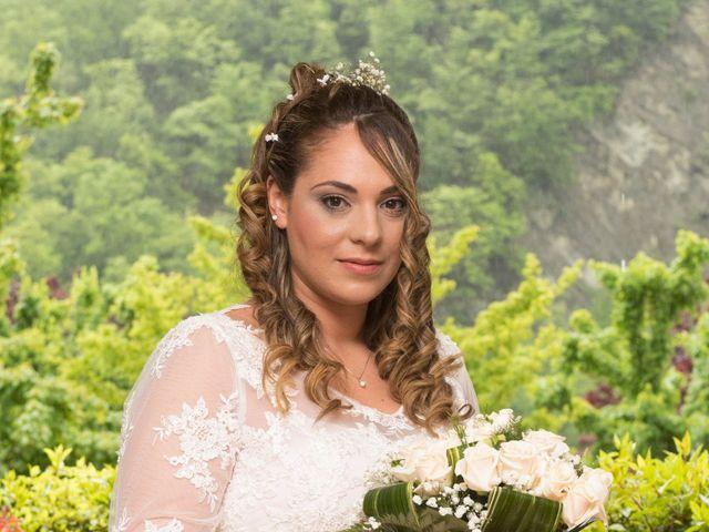 Il matrimonio di Daniele e Jessica a Dicomano, Firenze 25
