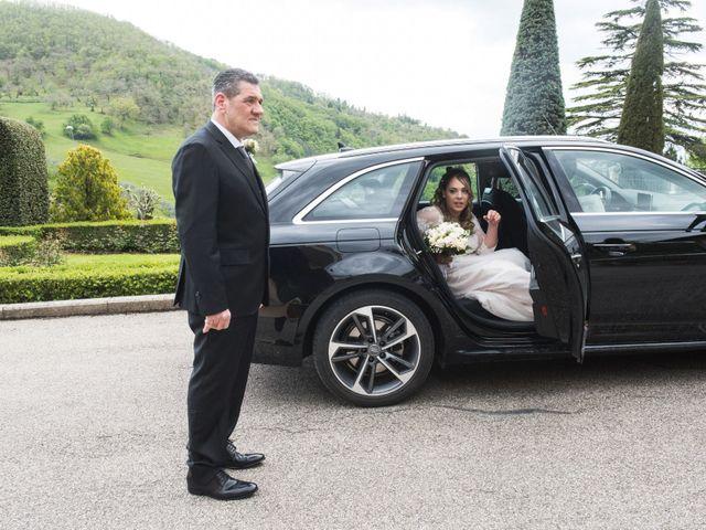 Il matrimonio di Daniele e Jessica a Dicomano, Firenze 33