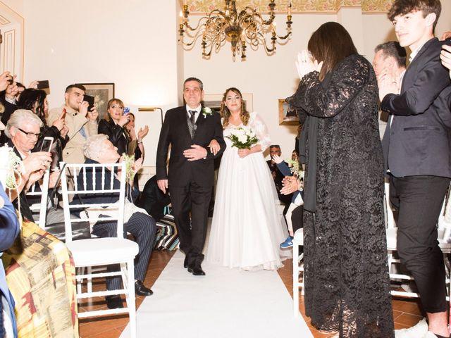 Il matrimonio di Daniele e Jessica a Dicomano, Firenze 36