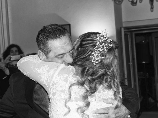 Il matrimonio di Daniele e Jessica a Dicomano, Firenze 37