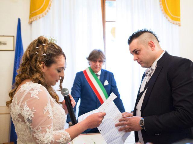 Il matrimonio di Daniele e Jessica a Dicomano, Firenze 39