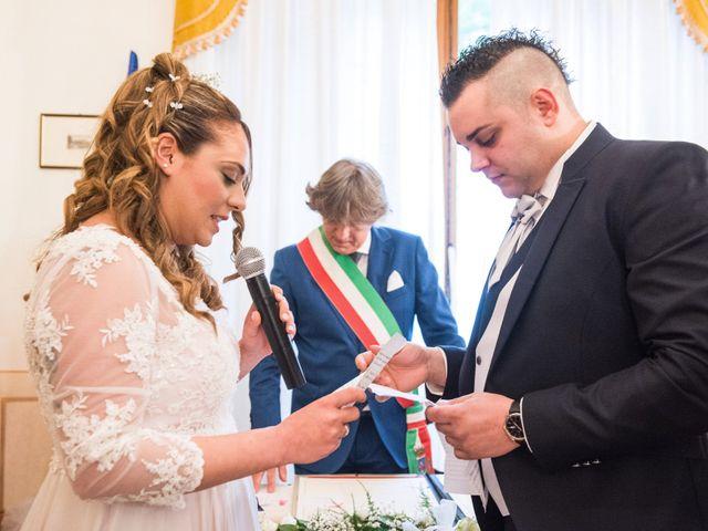 Il matrimonio di Daniele e Jessica a Dicomano, Firenze 41
