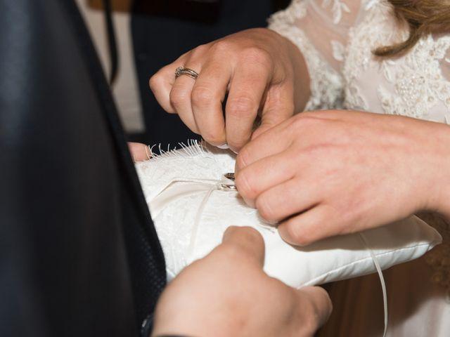 Il matrimonio di Daniele e Jessica a Dicomano, Firenze 42