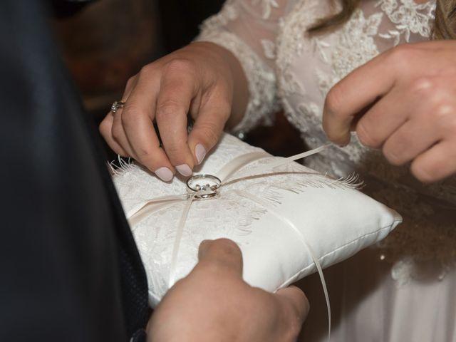 Il matrimonio di Daniele e Jessica a Dicomano, Firenze 43