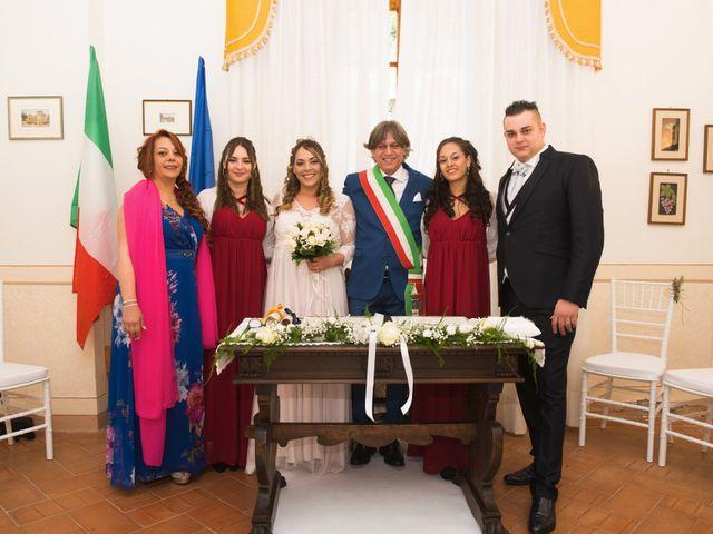 Il matrimonio di Daniele e Jessica a Dicomano, Firenze 49