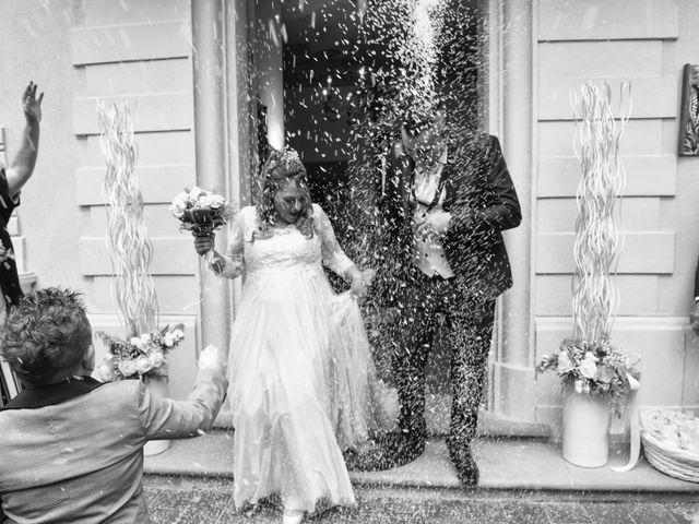 Il matrimonio di Daniele e Jessica a Dicomano, Firenze 51
