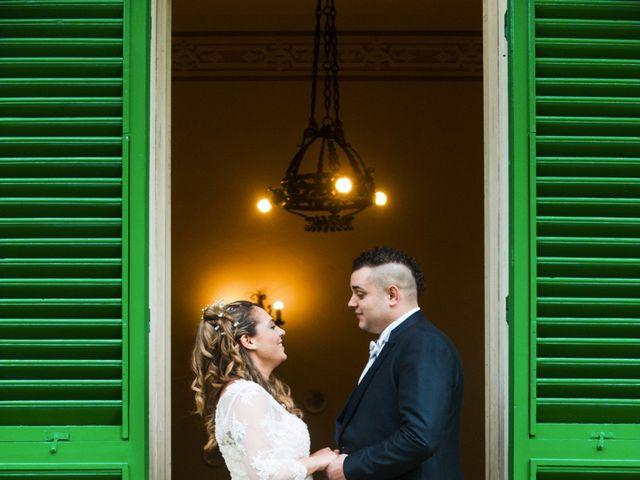 Il matrimonio di Daniele e Jessica a Dicomano, Firenze 52