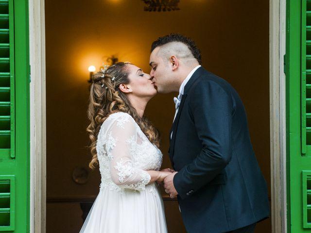 Il matrimonio di Daniele e Jessica a Dicomano, Firenze 53