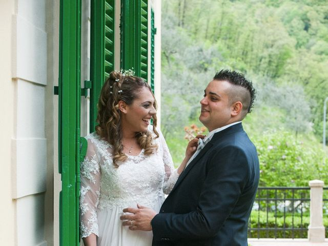 Il matrimonio di Daniele e Jessica a Dicomano, Firenze 55