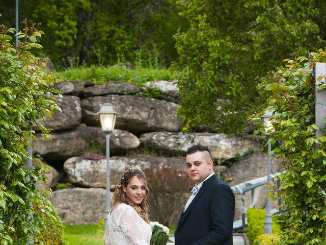 Il matrimonio di Daniele e Jessica a Dicomano, Firenze 58