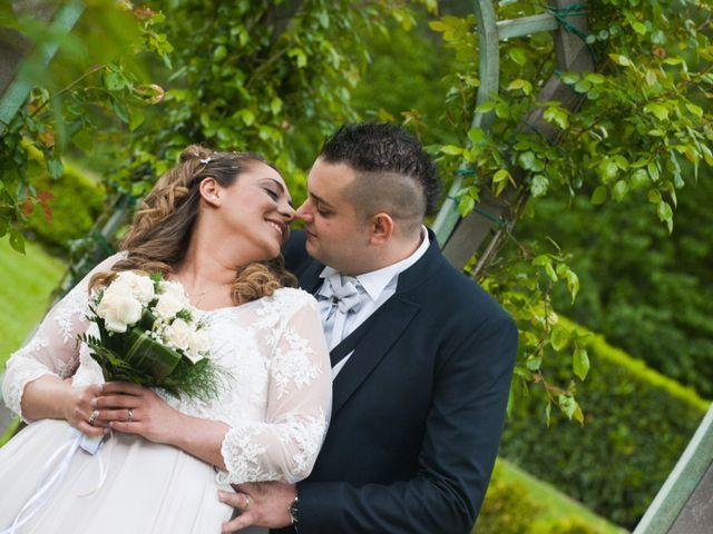 Il matrimonio di Daniele e Jessica a Dicomano, Firenze 59