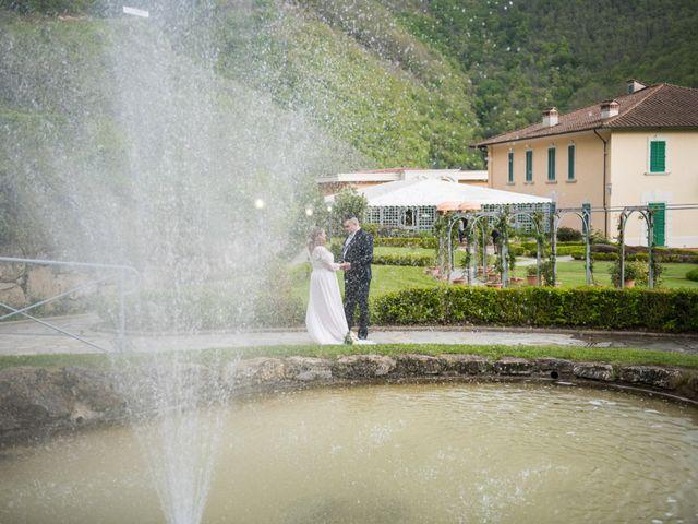 Il matrimonio di Daniele e Jessica a Dicomano, Firenze 62