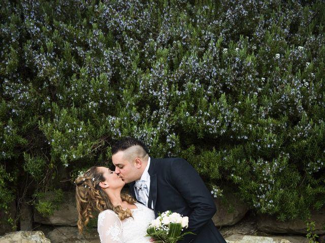 Il matrimonio di Daniele e Jessica a Dicomano, Firenze 63