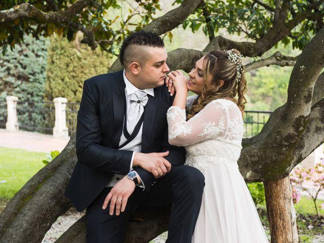 Il matrimonio di Daniele e Jessica a Dicomano, Firenze 70
