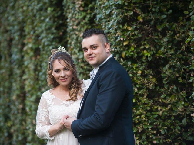 Il matrimonio di Daniele e Jessica a Dicomano, Firenze 74