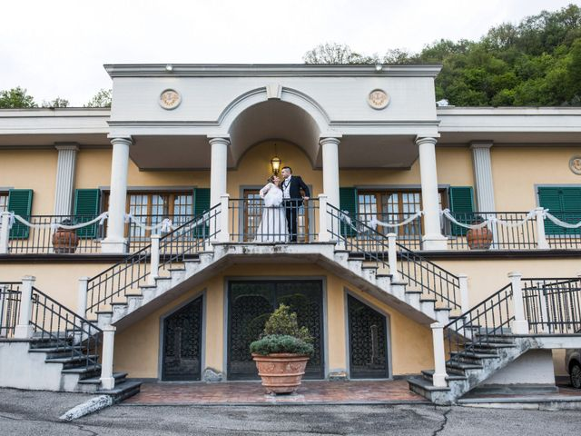 Il matrimonio di Daniele e Jessica a Dicomano, Firenze 75