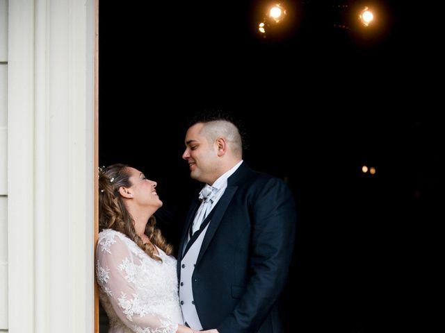 Il matrimonio di Daniele e Jessica a Dicomano, Firenze 77