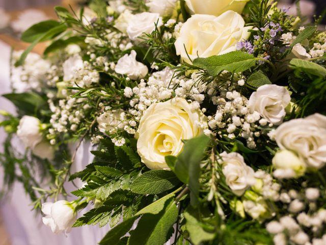 Il matrimonio di Daniele e Jessica a Dicomano, Firenze 78