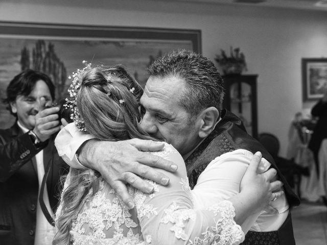 Il matrimonio di Daniele e Jessica a Dicomano, Firenze 84