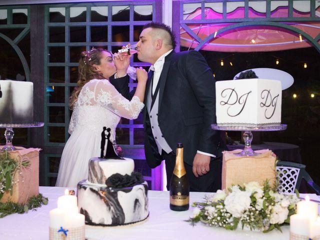Il matrimonio di Daniele e Jessica a Dicomano, Firenze 90