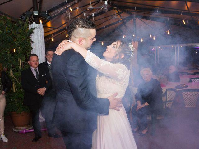 Il matrimonio di Daniele e Jessica a Dicomano, Firenze 91