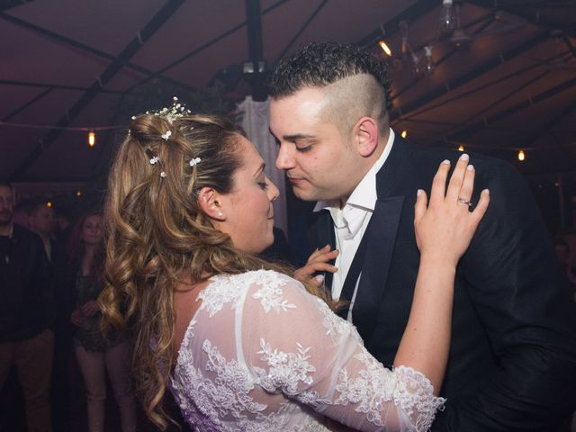 Il matrimonio di Daniele e Jessica a Dicomano, Firenze 92